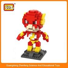 educational gift, intelligent promotional toys ,LOZ children plastic building blocks toys