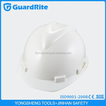 GuardRite brand standard high quality construction safety helmet made in china modle W -007