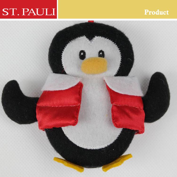 4inch Penguin Name Card Holder