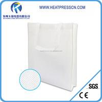 customize sublimationi shopping bag 33*26cm