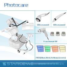pdt skin rejuvenation equipement rf no needle wrinkle removal system - Photocare