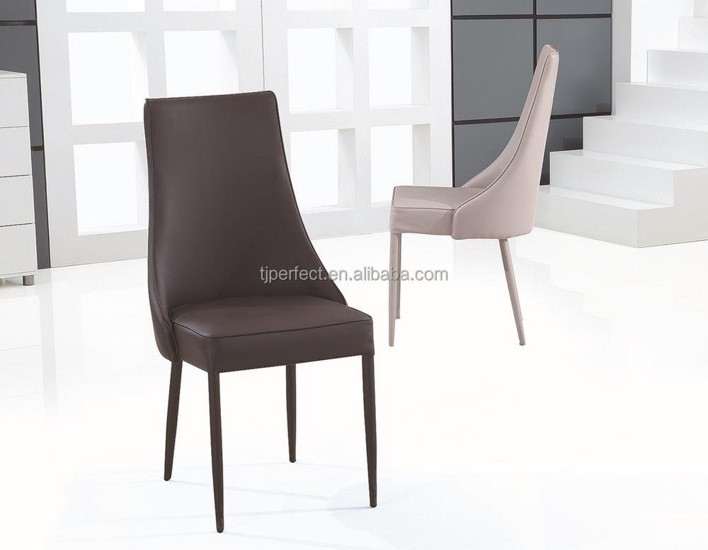 Contemporain chaises pvc si ge salle manger meubles de for Chaise de salle a diner