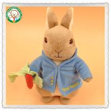 Lovely rabbit stuffed toys birthday present
