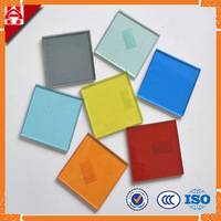 Opaque Laminated Glass