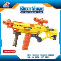 nerf machine gun sniper toy gun/infrared electric sniper toy guns shoots soft darts toys direct from china/sniper toy gun