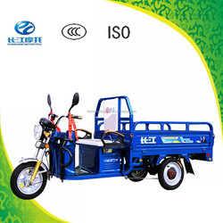 Factory directly sale adult three wheel electric trike for cargo