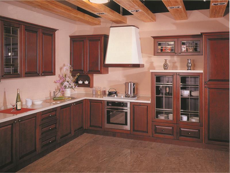 Conception des armoires de cuisine pices sortir des 1 for Rangement pour armoire de cuisine en coin