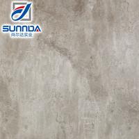 Grey Color Porcelain Tiles Inkjet Rustic Wall Tiles Low Water Absorbation Bathroom Tiles