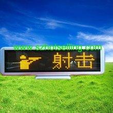 bus led display screen / Desk LED Display, LED Display for car, bus,shop,hospital,shool etc