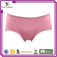 New Style Delicate Mature Lady Nylon/Cotton Ladies' Panty Hose