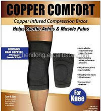 As seen on TV NEOPRENE COPPER comfort knee support