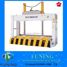 hydraulic presses for plywood mdf press bamboo press machine
