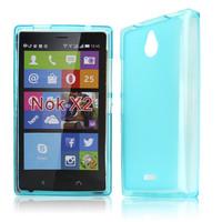 2014 new model tpu gel skin phone case cover for Nokia X2