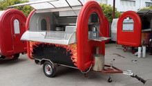 food trailer equipment mobile catering food van