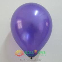Colorful ballon pearlized ballon latex ballon