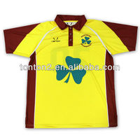fashionable sublimation custom men's polo shirts within top 10
