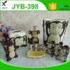 wholesale home decor kids polyresin bathroom accessories set