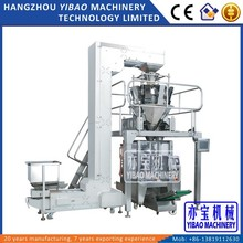 Automatic Cashews Packing Machine Nuts Dry Fruits