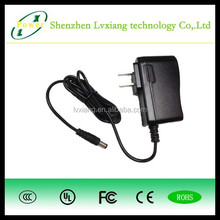 wall mounted power adapter 5v 6V 9v 1.5A 1A 2A 3A 6A for wireless recevier, modem,CCTV camera,LED monitor