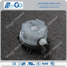 Air Switch that can Adjustable, Low Pressure, Differential Pressure Switch