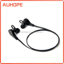 2015 Hot! Black Earphone bluetooth ear plugs for Cell Phone MP3 MP4