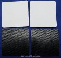 Hot-sell Die cutting self-adhesive square hook & loop