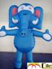 CILE 2015 hot selling customized inflatable elephant cartoon