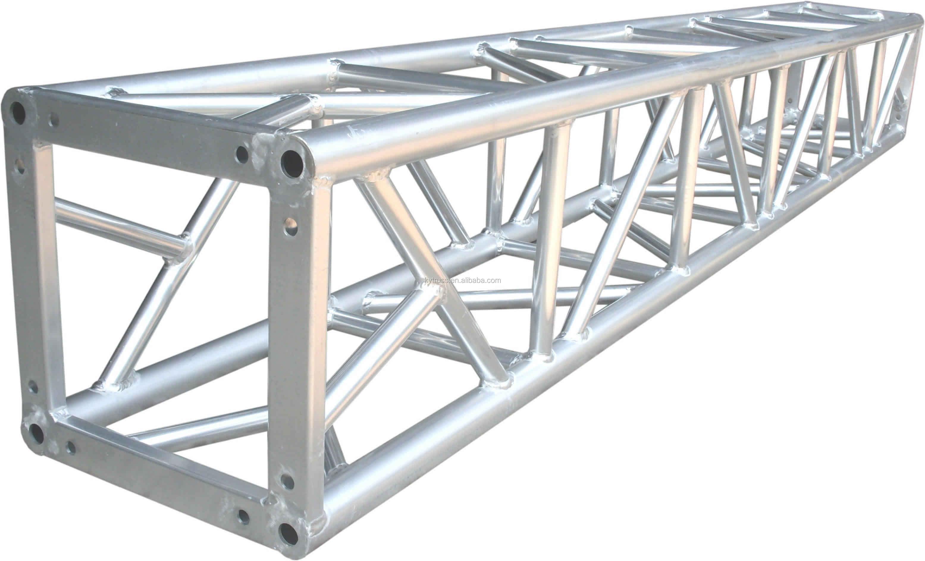 Aluminum truss stage lighting truss lift truss system for Buy truss