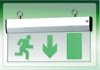 Bothside exit sign light emergency lamp and light emegency