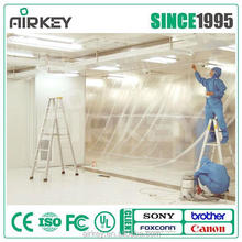 Professional customized clean room decoration system / cleaning solution