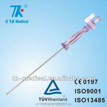 Sterilized Disposable Veress Needle with working length 120mm