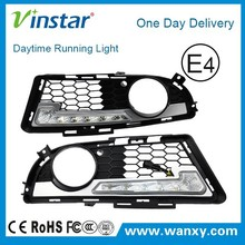 Car accessories led drl for BMW E90 M-TECH led daytime running light