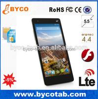 Best wholesale of mobile phones in dubai 5.5 inch 4G smart phone