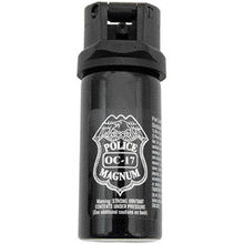 GAS PEPPER SPRAY Police Magnum