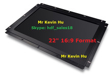 """touch screen monitor 16:9 widescreen, 22"""" open frame tft lcd monitor for atm and vtm terminal"""