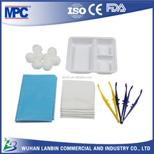 Medical Supplies Useful Bag Street Collection With Sterile Dressing Kits