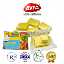 Good tasty Chicken Bouillon Cubes Bouillon De Poulet [AVIVA CUBES]