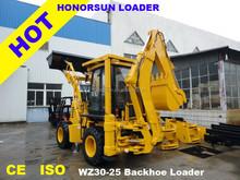 ce backhoe loader( YUCHAI/YTR4108G60-1engine popular for Exporting)