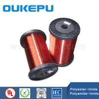 Polyamide-imide varnish enameled aluminium wire,enameled copper wire,enameled copper square wire