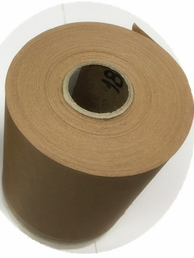 Brown kraft masking paper rolls for auto paint buy kraft for Brown craft paper rolls