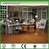 termite proof Smooth hardwood solid wood flooring teak color