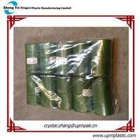 Green HDPE Dog Poop Waste Bag
