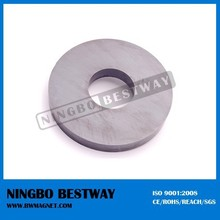 strontium ferrite ring magnet excellent corrosion resistance