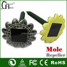 2015 Garden GH-316EPlus Solar Mole Repeller Serpent Repeller Shaky Repeller