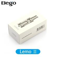 2015 huge vapor 3.8ml tank eleaf/ismoka lemo 2/ lemo II atomizer kit fit for istick 50w