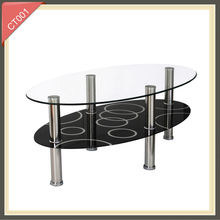 coffee table aquarium table tennis console table CT001
