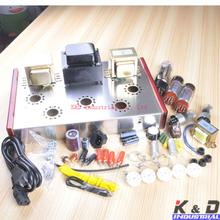 A Single Ended EL34 5Z3P Tube Audio Amplifier 13W*2 HIFI Valve Amp DIY Kit