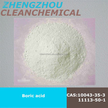 boric acid price of market China supplier