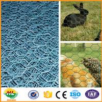 Anping Alibaba hot sale rabbit wire mesh / hexagonal wire netting