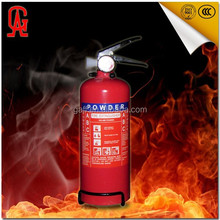 Portable dry powder 1KG abc fire extinguisher